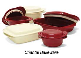 Chantal Bakeware