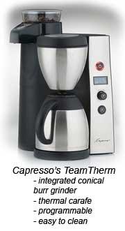 Capresso TeamTherm