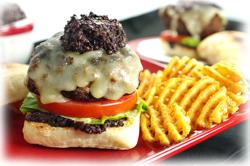 Black  Jack Burgers