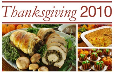 Thanksgiving 2010 - Our Thanks to You!