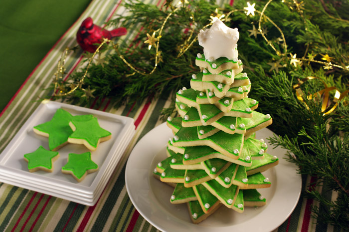 Tree of Cookie Stars