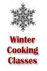 Winter Cooking Classes