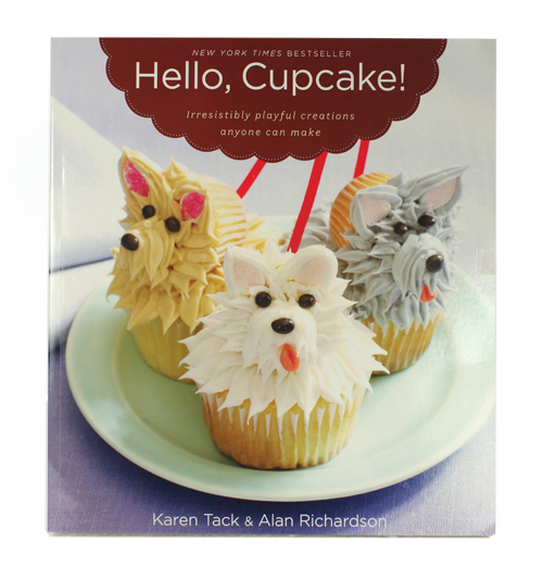 Cookbook Hello Cupcake
