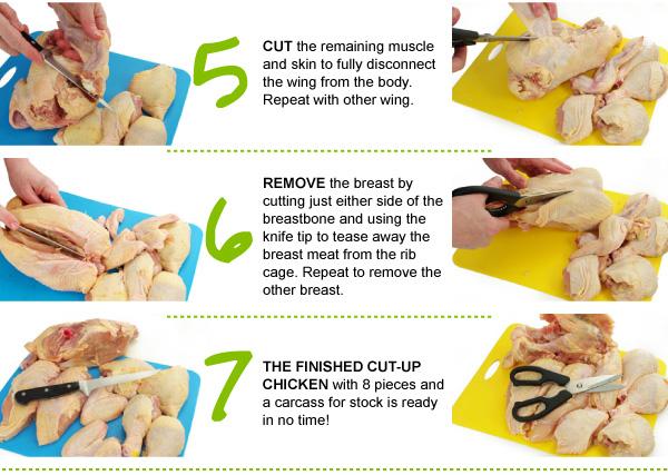Steps 5, 6 & 7