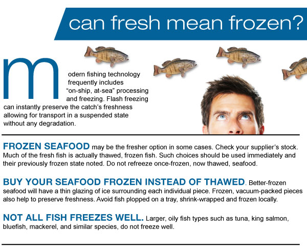 Amazing seafood on the grill now for Best frozen fish to buy at grocery store