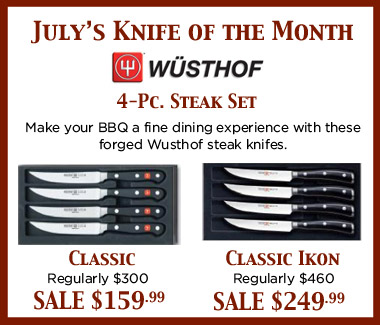 July Knife of the Month