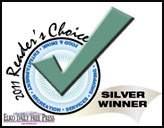 2011 Reader's Choice Award