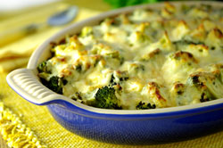 Macaroni and Cheese Broccolissimo
