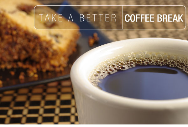 Take a Better Coffee Break!