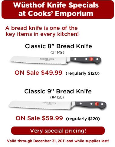 Knife Specials