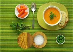Purée Crécy (Carrot Soup)
