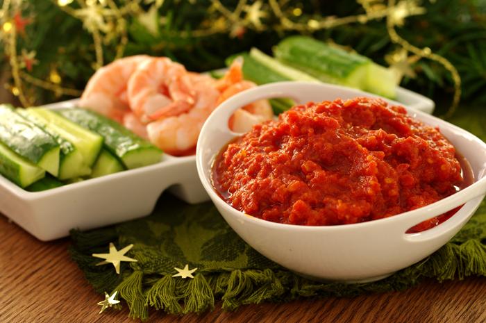 Sun-Dried Tomato Aioli