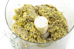 Chopped Chickpea Mix