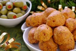 Olives en Croute