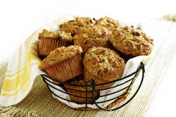 Muffins in a Basket