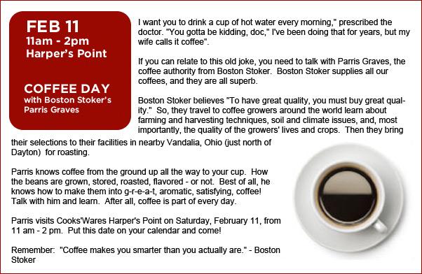 Feb 11 Coffee Event