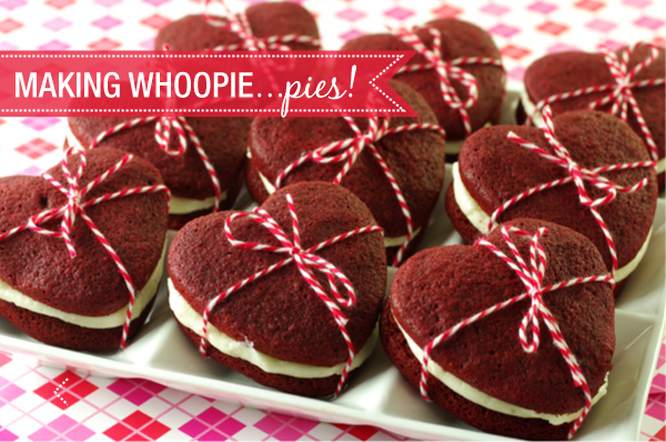 Making Whoopie Pies!