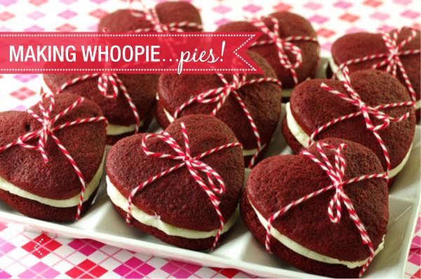 Making Whoopie Pies!