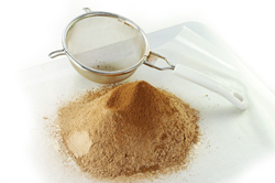 Sifting Dry Ingredients