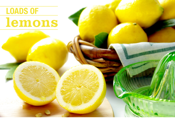 Loads of Lemons