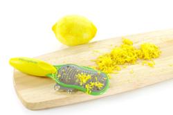 Zesting the Lemon