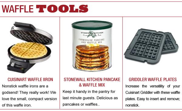 Waffle Tools