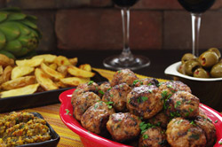 Catalan Meatballs