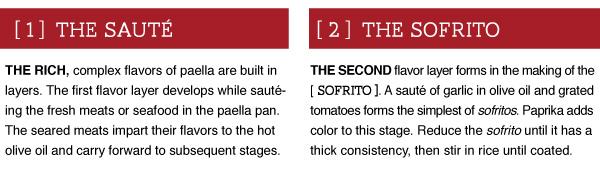 Saute and Sofrito