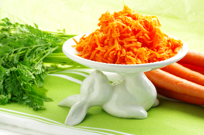 Carrot Salad with Cumin