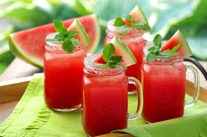 Sparkling Watermelon Soda