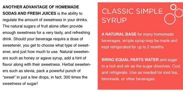 Classic Simple Syrup