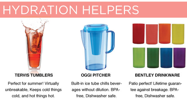 Hydration Helpers