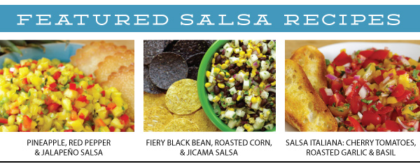 Featured Salsa Recipes