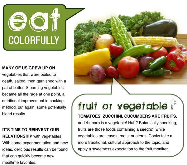 Eat Colorfully!