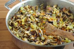 Making the Stuffing