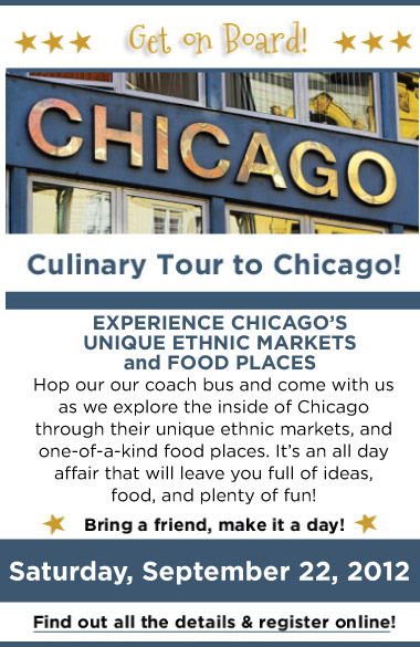 Chicago Culinary Tour