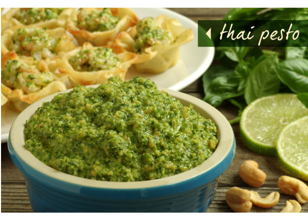 RECIPE: Thai Pesto