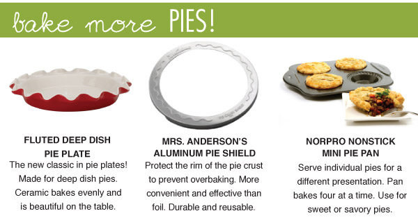 Bake More Pies