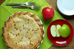 Blue Ribbon Deep Dish Apple Pie