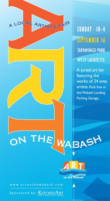 Art on the Wabash - Sep 16