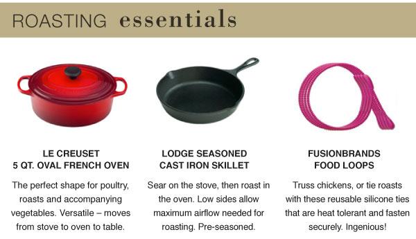 Roasting Essentials