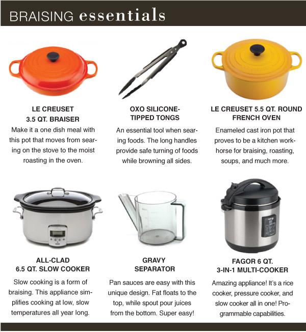 Braising Essentials