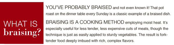 What is Braising?
