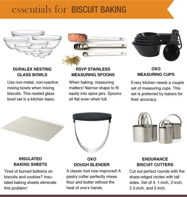 Biscuit Essentials