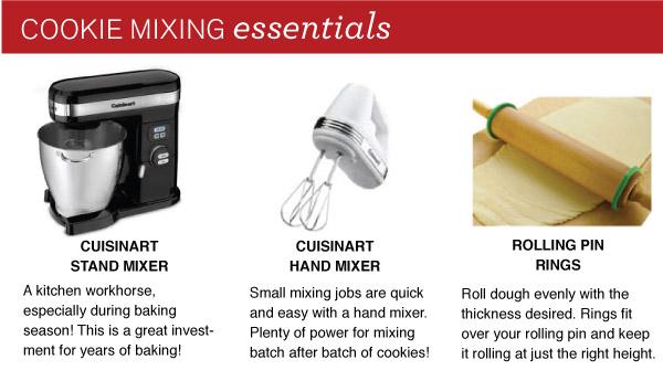 Cookie Mixing Essentials