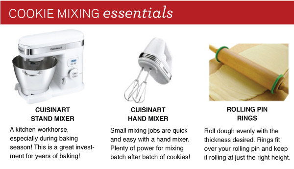 Cookie Mixing Essentials