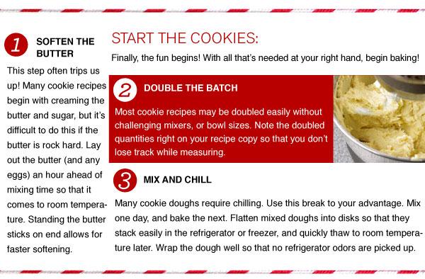 Start the Cookies