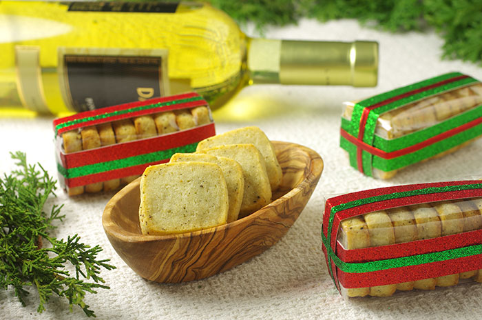 Crackers, Italian Style
