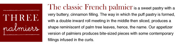 Three Palmiers