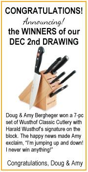 Drawing Winners